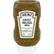 Heinz Sweet Relish Easy Squeeze