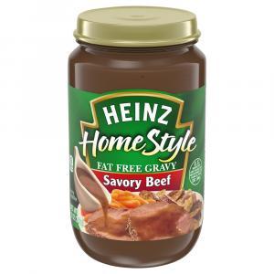 Heinz Fat Free Beef Gravy