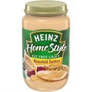 Heinz Fat Free Turkey Gravy