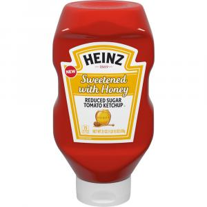 Heinz Ketchup With Honey