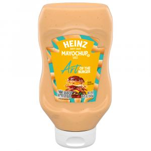 Heinz Mayochup Saucy Sauce Squeeze