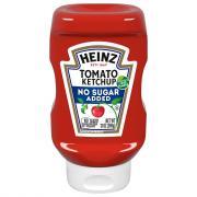 Heinz No Sugar Added Ketchup