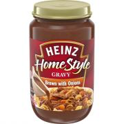 Heinz Home Style Brown Gravy with Onions