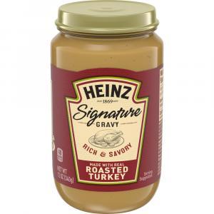 Heinz Classic HomeStyle Rich & Savory Turkey Gravy