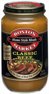 Boston Market Beef Gravy
