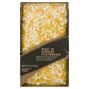 Mac & Cheese Flatbread
