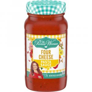 The Pioneer Woman Four Cheese Pasta Sauce