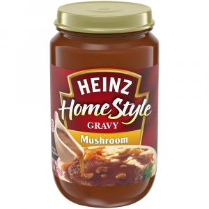Heinz Classic HomeStyle Mushroom Gravy