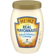 Heinz Real Mayonnaise Made With Cage Free Eggs