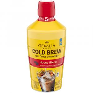 Gevalia Cold Brew House Blend Coffee Concentrate