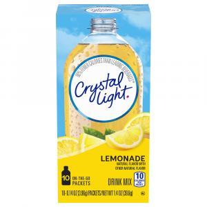 Crystal Light On the Go Lemonade Mix