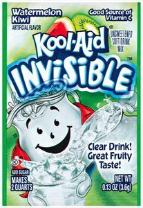 Kool-aid Invisible Watermelon Drink Mix