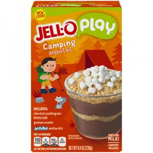 Jell-o Creations Dessert Kit S'mores Cups