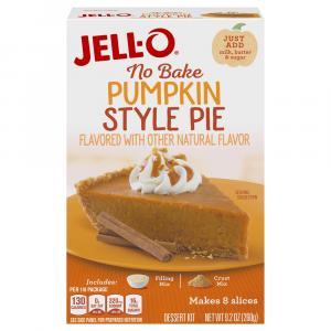 Jell-O No Bake Pumpkin Pie Mix