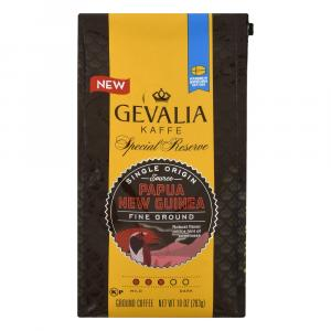 Gevalia Kaffe Special Reserve Papua New Guinea Fine Ground