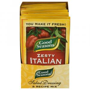 Good Seasons Zesty Italian Dressing & Recipe Mix