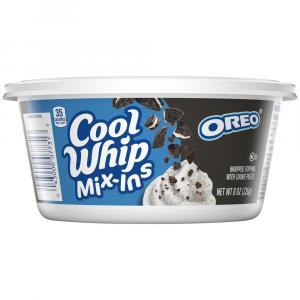 Cool Whip Mix-Ins Oreo