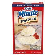 Kraft Minute Tapioca Pudding Mix