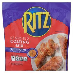 Shake 'N Bake Ritz Coating Mix Garlic Butter