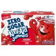 Kool-Aid Jammers Zero Sugar Cherry