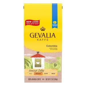 Gevalia Colombian Coffee