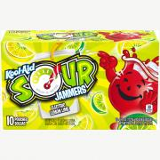 Kool-Aid Sour Jammers Electric Lemon Lime