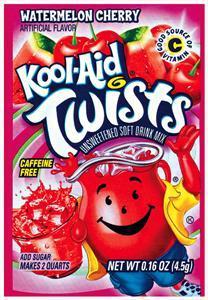 Kool-aid Watermelon Cherry Drink Mix