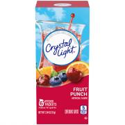 Crystal Light Fruit Punch
