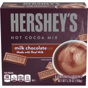 Hershey's Milk Chocolate Hot Cocoa Mix