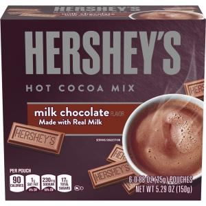 Hershey's Milk Chocolate Hot Cocoa Mix