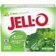 Jell-O Lime Gelatin
