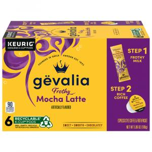Gevalia Cafe Mocha Latte