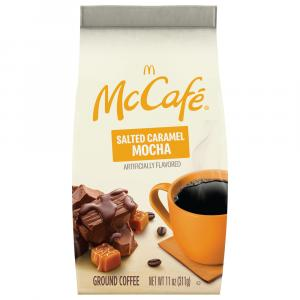 McCafe Salted Caramel Mocha Ground Coffee
