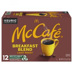 Mccafe Breakfast Blend Light K-cups