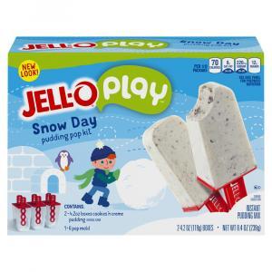 Jell-o Oreo Pudding Pops Mold Kit