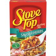 Stove Top Savory Herb Stuffing Mix