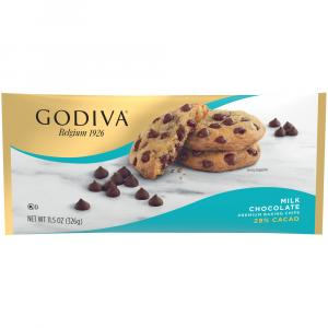 Godiva Milk Chocolate Premium Baking Chips