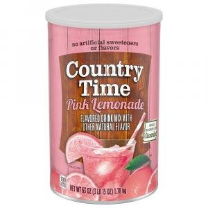 Country Time Pink Lemonade Mix