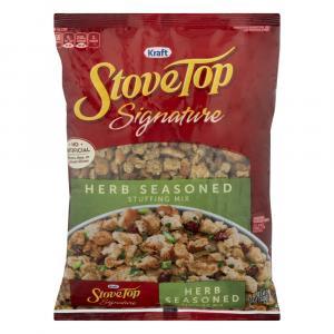 Stove Top Signature Herb Seasoning Stuffing Mix