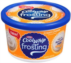 Cool Whip Cream Cheese Frosting