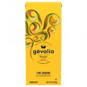 Gevalia Kaffe Special Reserve Kenya Find Ground Coffee