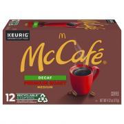 McCafe Decaf Premium Roast K-Cups