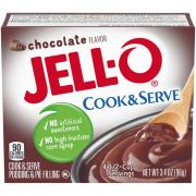 Jell-O Cook 'n Serve Chocolate Pudding Mix