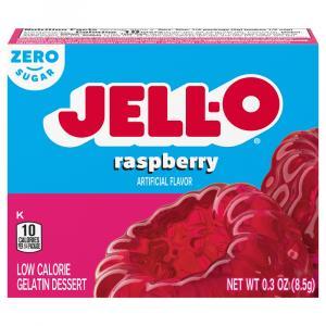 Jell-O Sugar Free Raspberry Gelatin