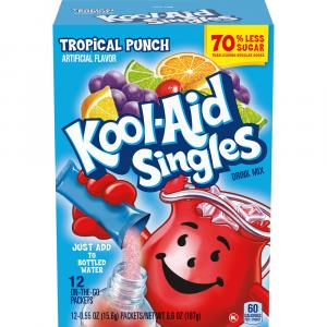 Kool-aid Tropical Punch Singles Drink Mix