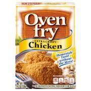 Kraft Oven Fry Crispy Chicken