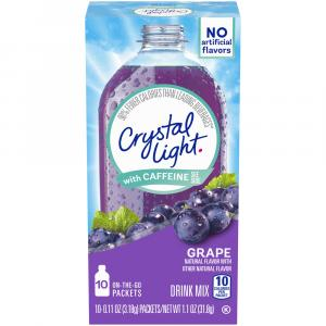 Crystal Light On the Go Grape