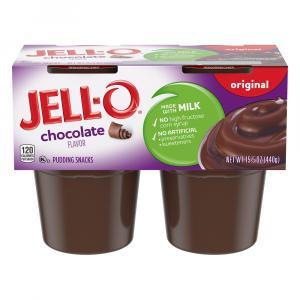 Jell-o Chocolate Pudding Snacks