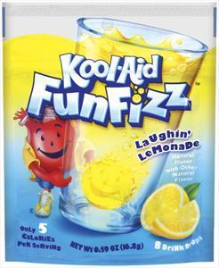Kool-aid Funfizz Lemonade Drops
