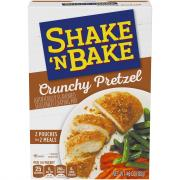 Shake 'N Bake Crunchy Pretzel Coating Mix